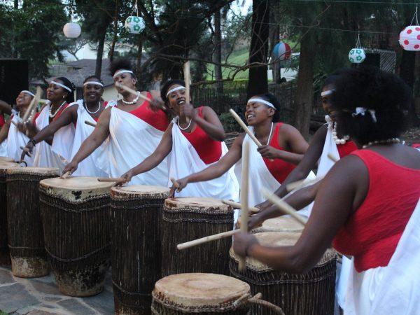 Ingoma Nshya Drum Troop