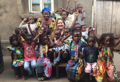 Monique's Children/DRC Home